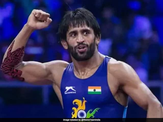 Bajrang Punia Jumps To 2nd Spot, Assured Of Top-4 Seeding At Tokyo Olympics