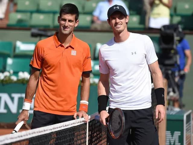 Andy Murray Haunted By 2016 Roland Garros Final Loss To Novak Djokovic