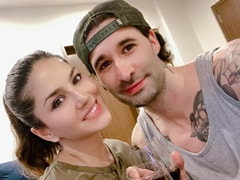 Sunny Leone's Husband Daniel Weber Made This Promise On  Wedding Anniversary