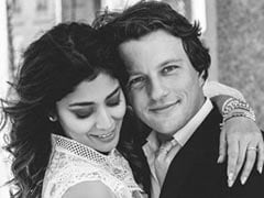 "Shriya Saran's Birthday Wish For Her ""Heartbeat"" Andrei Koscheev Is Too Cute To Miss"