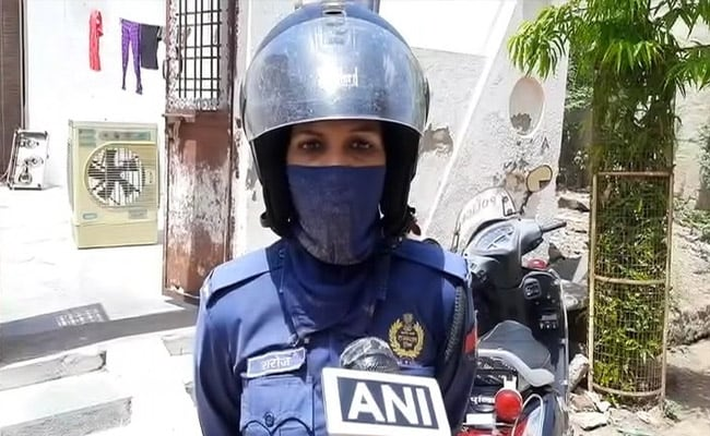 Why A Coronavirus Warrior Couple In Rajasthan Locked Daughter At Home
