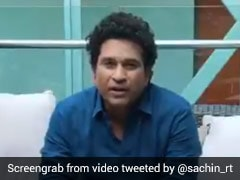 """""""Never Lose Hope And Have Faith"""": Sachin Tendulkar's Easter Message To Fans"""