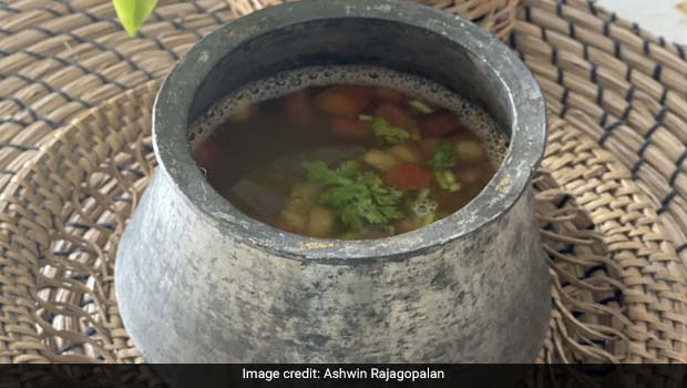 Eeya Sombu Rasam: A Traditional Utensil For Flavourful Rasam