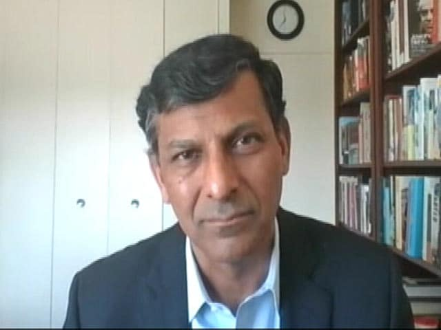 Video : Raghuram Rajan On What India Can Do To Help The Poor Amid Coronavirus Pandemic