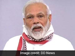 """""""Extremely Anguished"""": PM Modi On Death Of Migrants Hit By Train In Maharashtra"""