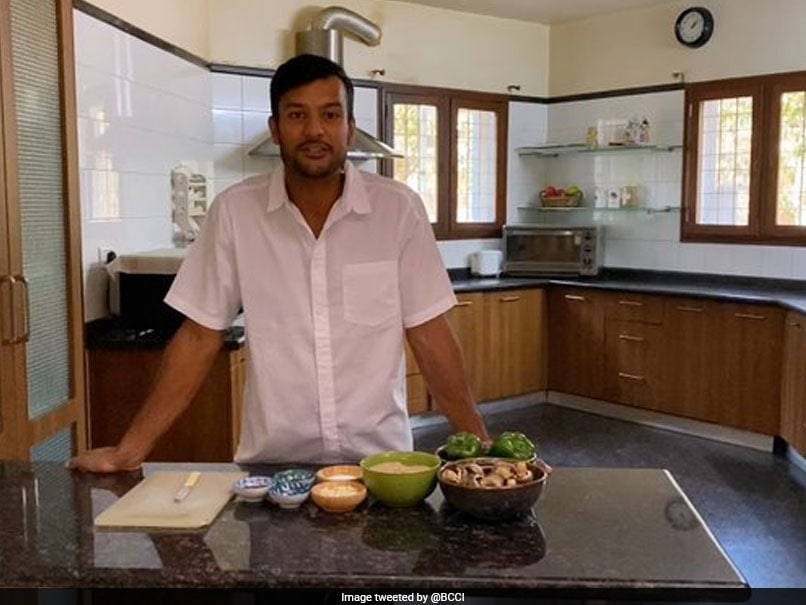 "Mayank Agarwal Showcases Culinary Skills, Prepares ""One Awesome Dish"". Watch"