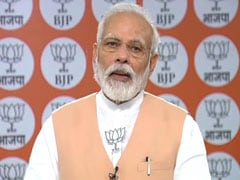 "BJP Foundation Day: ""It's A Long Fight, Can't Tire Or Give Up"": PM Modi On Coronavirus Crisis"