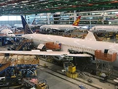 Boeing To Suspend 787 Production At South Carolina Plant In US