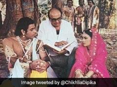 रामायण की 'सीता' दीपिका चिखलिया ने शेयर किया पुराना Photo, तो लोग बोले- तीनों देवर चुपके-चुपके देख...