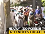 Video : Coronavirus: Nearly 9,000 At COVID-19 Risk From Delhi Mosque Event, Says Centre