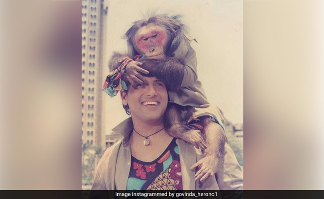27 Years Of Aankhen, 21 Years Of Anari No 1: Govinda Celebrates With Throwback Pics