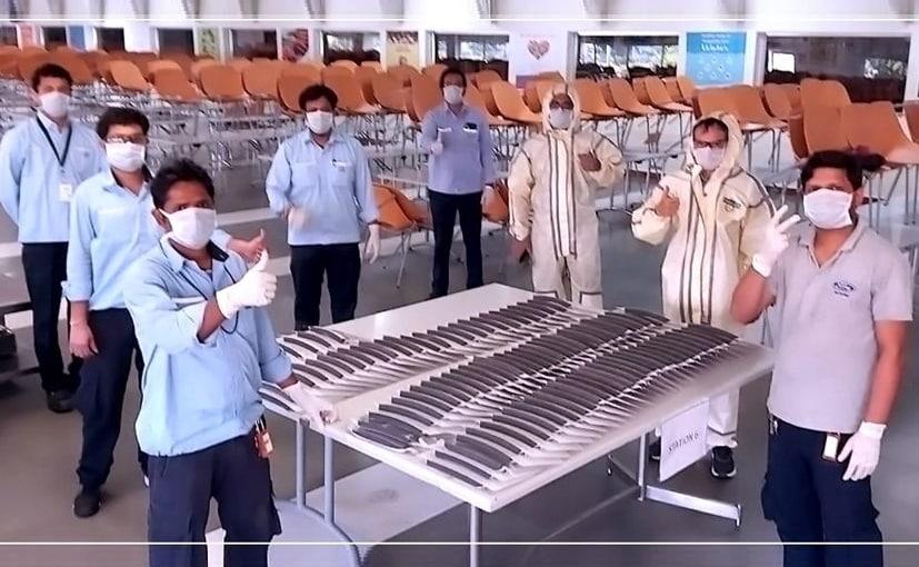 Coronavirus Pandemic: Ford India To Make Face Shields At Chennai And Sanand Facilities