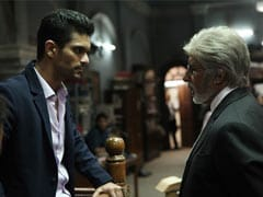 """Angad Bedi's Throwback To When He Shared """"Same Frame As The Legend Amitabh Bachchan"""""""