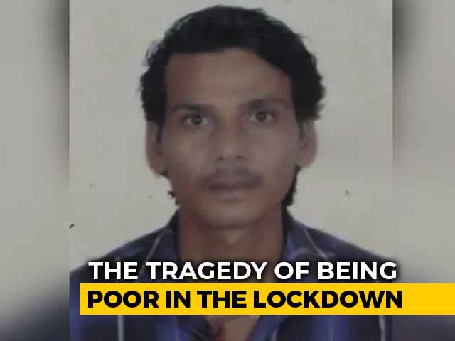 Video : UP Migrant's Family Holds His Last Rites With Straw Dummy Amid Lockdown