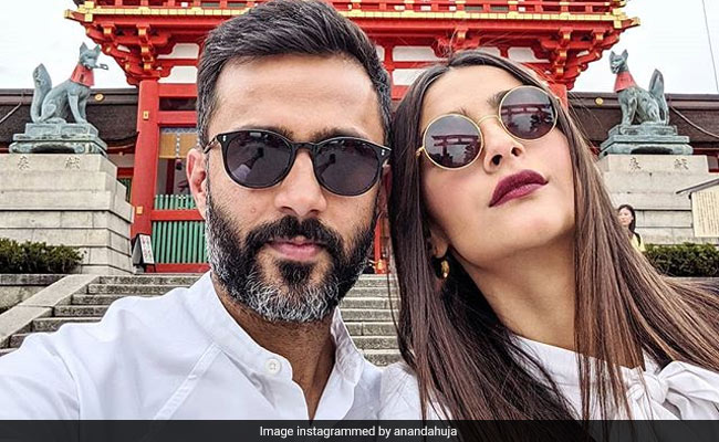 Sonam Kapoor Spills The Beans On What 'Annoys' Husband Anand Ahuja The Most