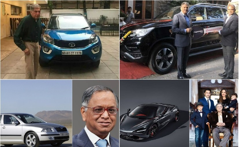Top Indian Industrialists and Their Cars