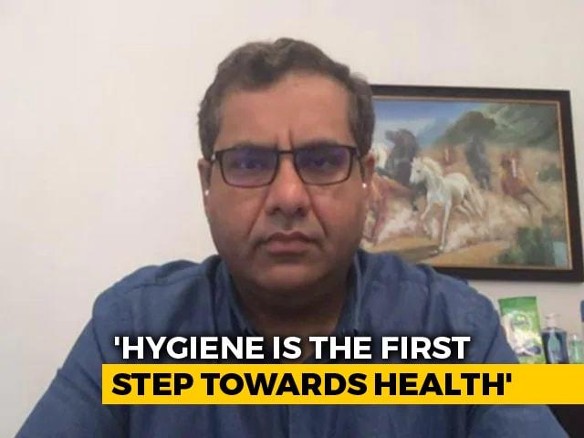 Video : Hygiene Is Vital To Ensure Health, Says Aditya Sehgal, COO-Health, RB