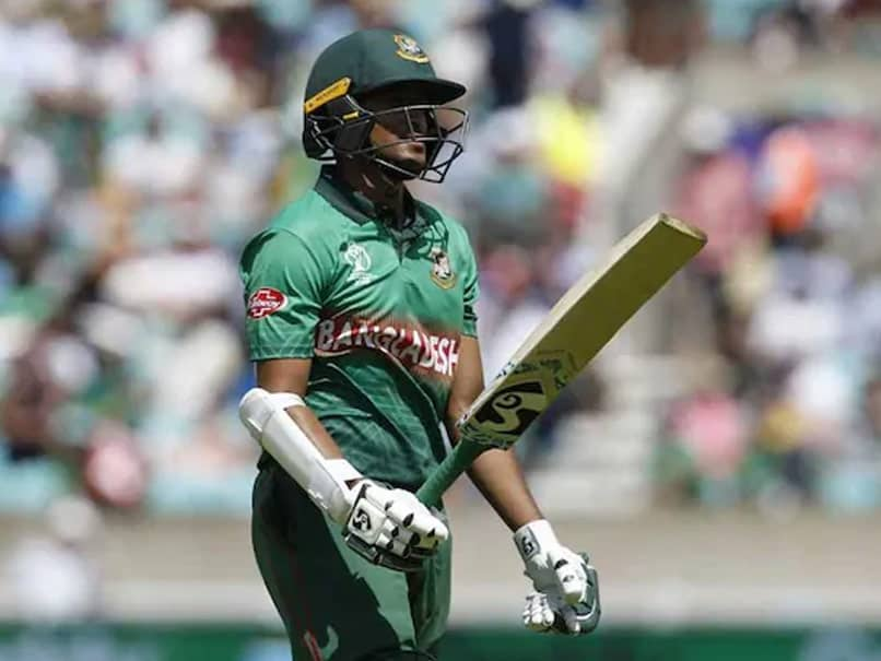 Shakib Al Hasan Auctions World Cup 2019 Bat To Raise Funds For Coronavirus Campaign