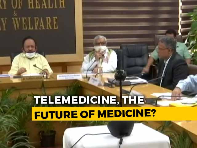 Video : Government Issues Telemedicine Practice Guidelines For Doctors