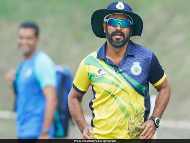 Ajay Ratra Uses Lockdown Period To Complete Cricket Australia Coaching Course