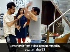 युजवेंद्र चहल की मां ने पति को पीटने के लिए उठाया डंडा, आखिर में खुद बुरी तरह पिट गया क्रिकेटर... देखें Video