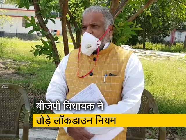 Video : उम्मीद है कि बीजेपी अपने विधायक के खिलाफ करेगी उचित कार्रवाई: बिहार संसदीय कार्य मंत्री