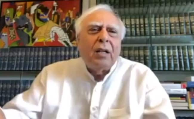 'PM Must Publicly Condemn Brazen Chinese Incursion': Kapil Sibal On Ladakh