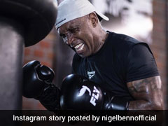 British Boxing Legend Nigel Benn Reveals His Brother Has Died Of Coronavirus