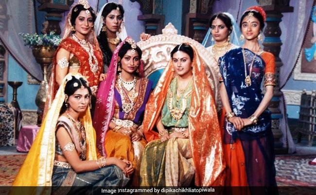 Sita And Sisters From Ramayan, Courtesy Dipika Chikhlia's Throwback Treasury
