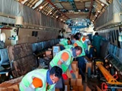 Lockdown: वायुसेना देश के अलग-अलग हिस्सों में पहुंचा रही जरूरी सामग्री