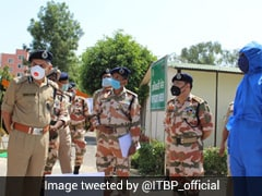 Indo Tibetan Border Police Jawans Make Affordable Masks And Protection Kits To Fight COVID-19