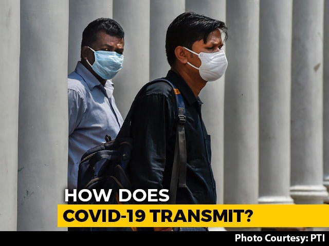 Video : What Experts Say On Wearing Masks
