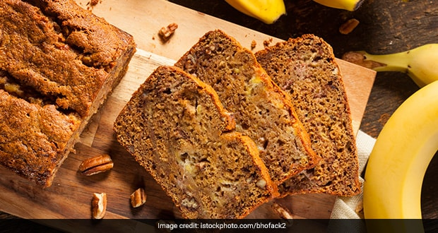High Protein Breakfast: This Guilt-Free Banana Oat Bread May Lead To Weight Loss