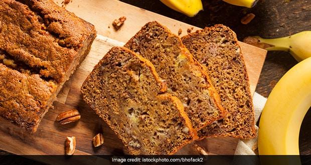 Viral Lockdown Recipe: How To Make Banana Bread At Home