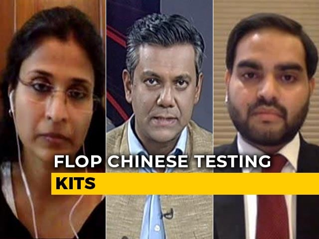 Video : Flop Chinese COVID-19 Test Kits: Did India Overpay?