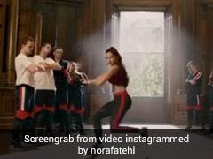 Nora Fatehi Dance Video: नोरा फतेही ने यूं ली एक साथ कई डांसरों से टक्कर, वायरल हुआ वीडियो