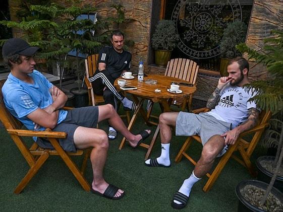 Real Kashmir Coach David Robertson, Family Can Return To Scotland Soon