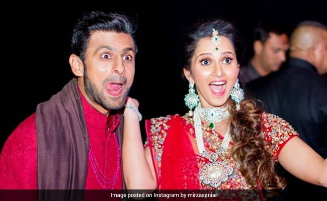 Shoaib Malik react on Sania mirza and says opposites attract Watch Video