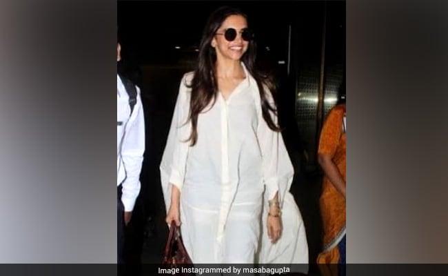 Masaba Gupta Decodes Deepika Padukone's Airport Look