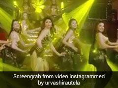 उर्वशी रौतेला का लॉकडाउन के बीच नया गाना 'कंगना विलायती' हुआ रिलीज, इंटरनेट पर छा गया Video