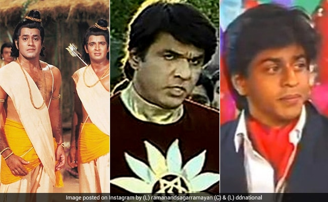 From Ramayan To Shaktimaan And Circus: We Are Busy Time Travelling With These Classics