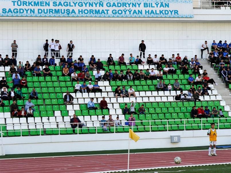 Coronavirus: Turkmenistan Football Season Restarts With Crowds