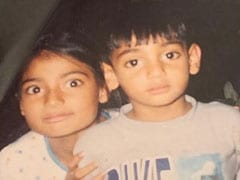 """Can You Guess Who Is """"<i>Sadhu</i>"""" And Who Is """"<i>Shaitaan</i>"""" In This Throwback Pic Of Athiya And Ahan Shetty?"""