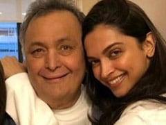 Deepika Padukone Mourns Rishi Kapoor, Just The Way She Did Irrfan Khan