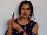 Video : Beauty Review: We Tried The L'Oreal Rouge Signature Matte Liquid Lipstick