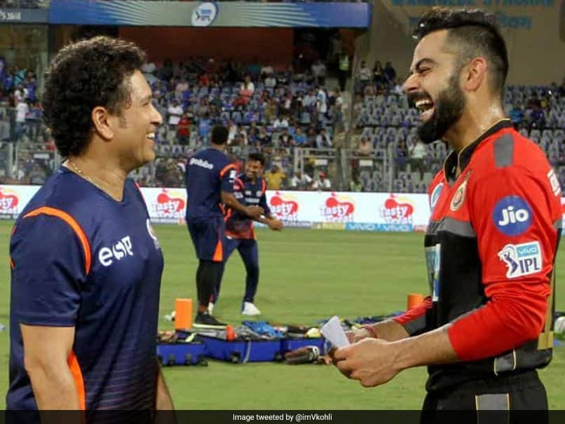 Sachin Tendulkar Birthday: Virat Kohlis Heartwarming Message For Master Blaster