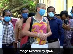 """""""Thank Doctors, Kerala Is Safer"""": Italian Tourist After COVID-19 Recovery"""