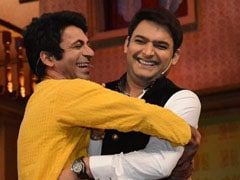 On Kapil Sharma's Birthday, Sunil Grover Sends Wishes On Twitter