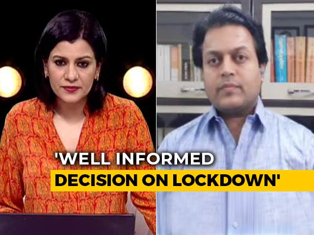 """Video : """"Not Wise To Open Unless Curve Flattens: Maharashtra Minister"""