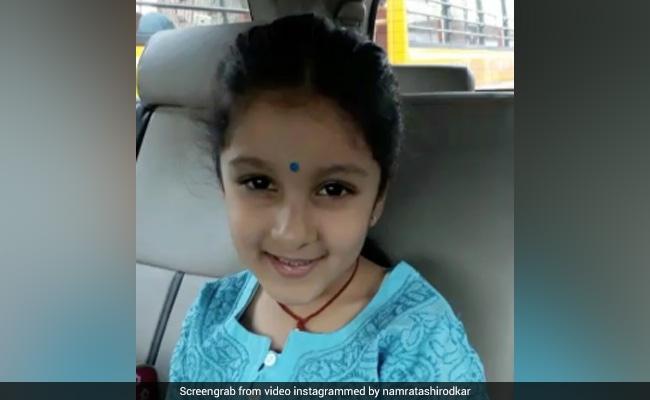 'Memory Therapy': Namrata Shirodkar Shares A Throwback Video Of Sitara